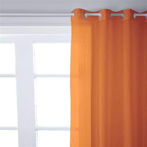 tenda con occhielli tenda trasparente con occhielli casa mandarino kiabi