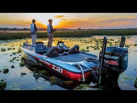 nitro bass boat factory tour tracker boats 2016 pro team 195 txw mod v aluminum fis
