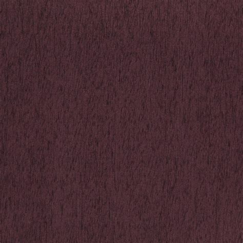 purple upholstery purple solid chenille upholstery fabric by the yard