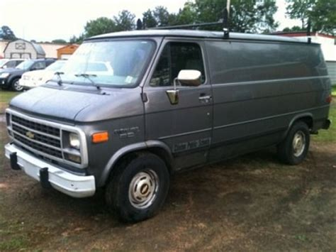 chevrolet cargo vans for sale used 1996chevy cargo vans sale 1995 chevrolet g20 cargo