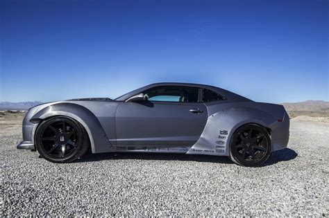 all wheel drive 650 hp chevrolet camaro from sema up for