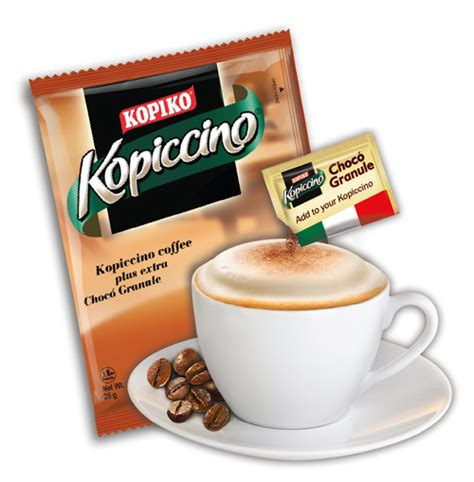 An Instant Cappuccino?   Bongga Ba?!