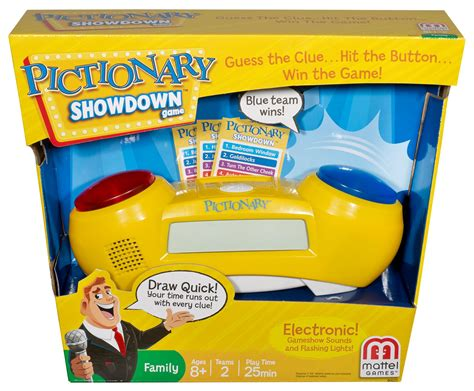 Pictionary Frame By Mattel view larger