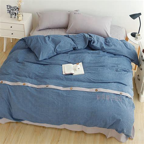 edredon queen cinza estilo coreano cor s 243 lida azul rosa bege cinza tecido de