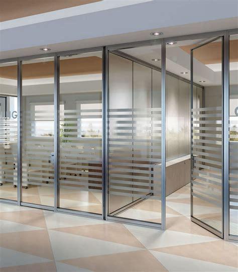 Separation Bureau Concept Et Realisation Aluminium Separation Bureau