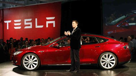 Tesla Founder Elon Musk Tesla Chef 1 200 Km R 230 Kkevidde I 2020 Hvilkenbil Dk