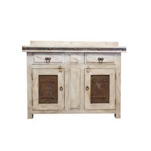 White Rustic Vanity Order Rustic White Vanity Made From Solid Wood