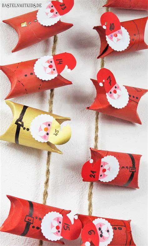Einfache Bastelideen Zu Weihnachten 4228 by 25 Best Ideas About 상의 Adventskalender Selber
