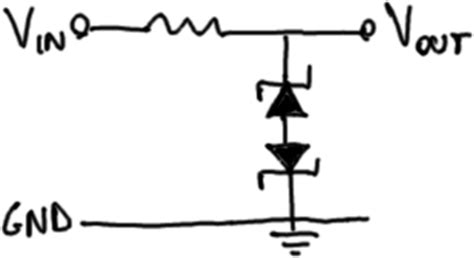 protection circuit using zener diode 28 images zener diode question my math forum voltage
