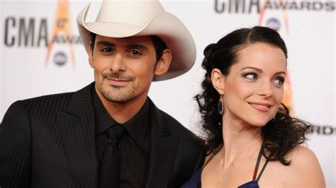 Brad Paisley and Wife, 'Nashville's' Kimberly Williams