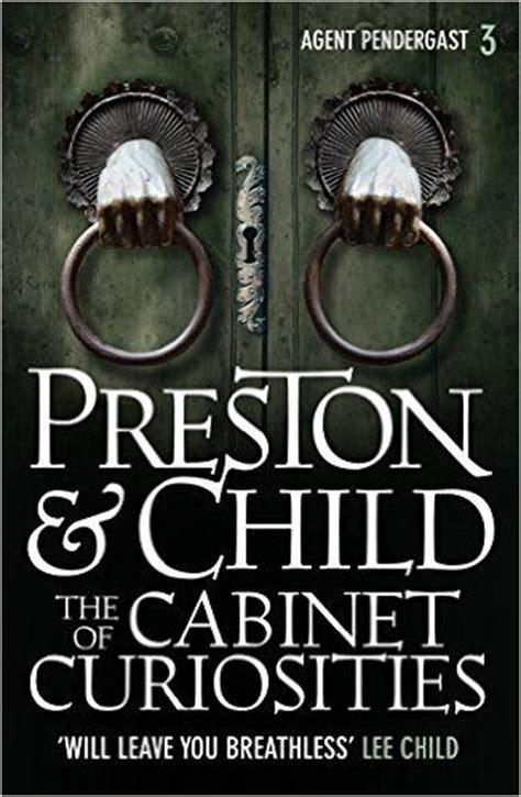 the cabinet of curiosities pendergast series book 3