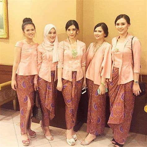 Fashion Dress Wanita Mbm 31 31 model kebaya kutu baru terbaik 2018 model baju