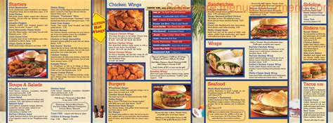 wing house menu wing house menu 28 images winghouse bar grill pinellas
