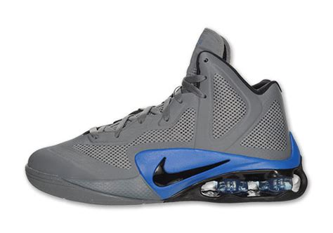 Nike Shox 02 nike air shox hyperballer grey blue sneakernews