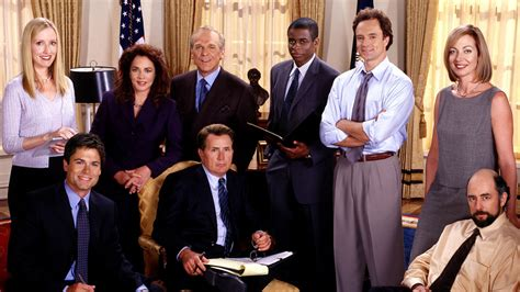 west wing the west wing cast reunites on funny or die set the