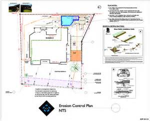 Erosion And Sediment Plan Template by Erosion Plans Images