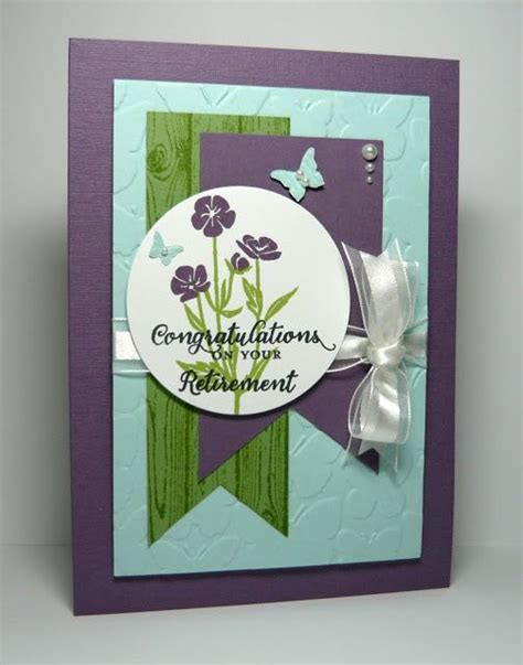 Handmade Retirement Cards - 1000 images about cards retirement on