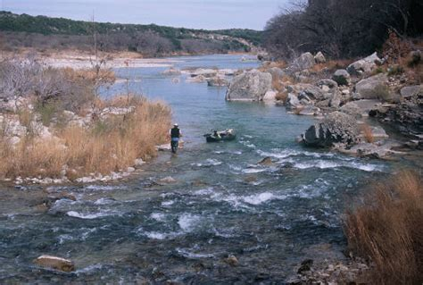 Slate Bed Fly Fishing The Llano River
