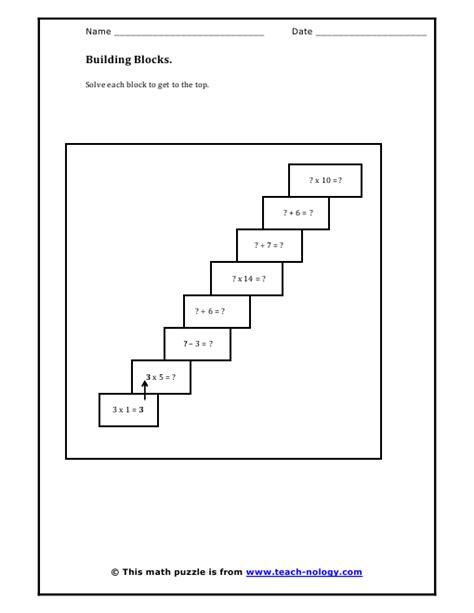 Algebra Puzzle Worksheets by 28 Algebra Puzzle Worksheets Math Puzzle Worksheet