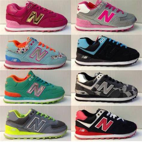 Harga Sepatu New Balance 574 Ori jual sepatu kets olahraga new balance nb 574 motif