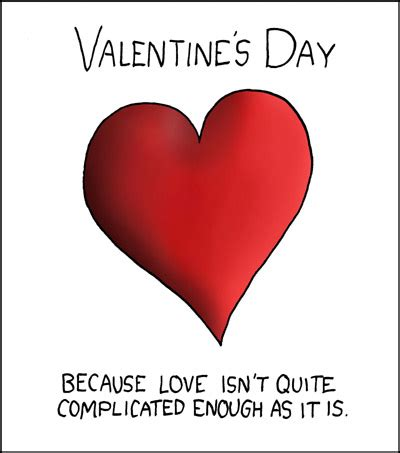 valentines day comics xkcd s day