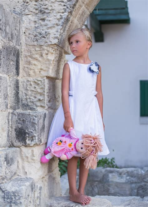 da bambina vestiti per cerimonia da bambina made in italy