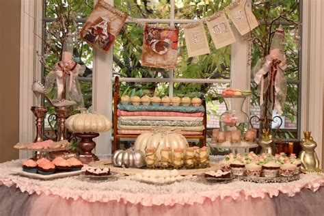 fairytale themed decorations tales of faerie tale baby shower ideas