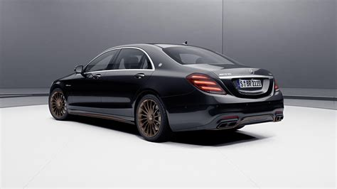 mercedes amg  final edition   super luxe  send  roadshow
