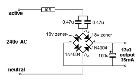 240v diode how a diode works