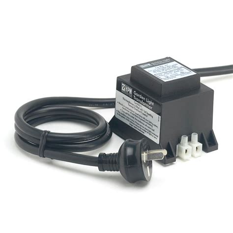 hpm 12v 60w garden light transformer ebay