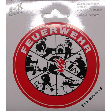 Feuerwehr Aufkleber Ebay by Aufkleber Feuerwehr T 228 Tigkeiten Sticker Retten L 246 Schen