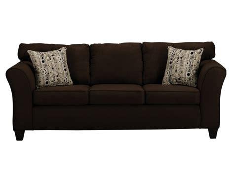 dazzle sofa dazzle chocolate sofa value city furniture design idea