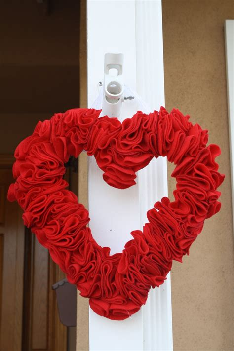 How To Make Home Decorations handmade s craft for easy valentine decorating easy