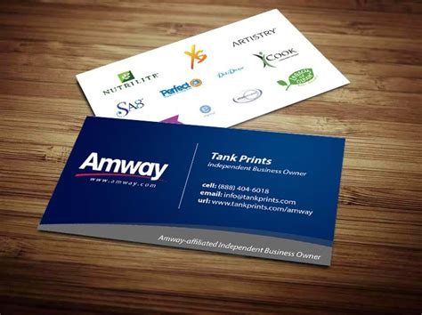 amway business card template amway business cards template amway business cards