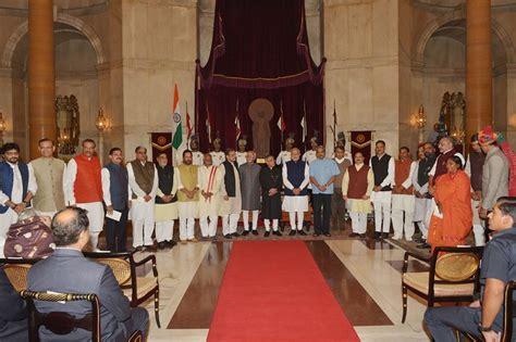 india s prime minister narendra modi appoints 21 new