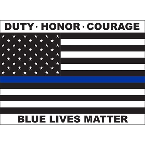 blue lives matter in the line of duty books blue lives matter flag
