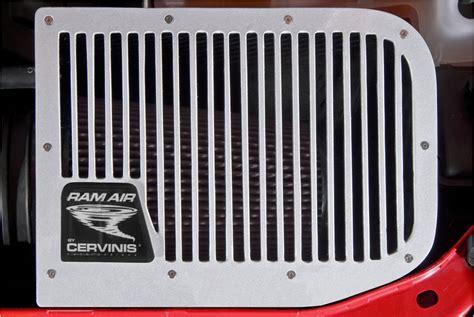 cervinis ram air cervini s ram air kit debuts for 5 7 liter 6 1 liter