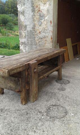 tavolo da falegname vendo antico tavolo da falegname posot class