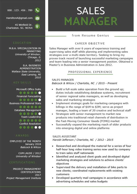 unforgettable executive assistant resume examples to stand out