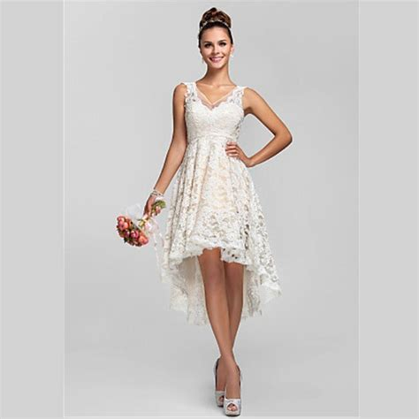 Lace Dress Dress Dress Cny Dress 2015 dreamy white lace bridesmaid dress gown front back dresses for wedding guests