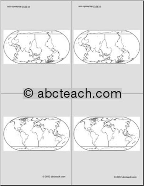 template for montessori nomenclature cards oceans world map nomenclature cards montessori