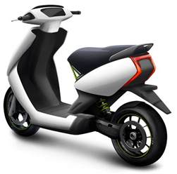 Electric Vehicle Technology S Z 20 Scooter Ather Energy S340 Electric Scooter India S E Bike