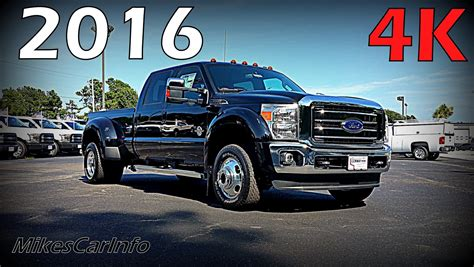 2016 Ford Dually by 2016 Ford Superduty F 350 Lariat Crew Cab 4wd Ultimate