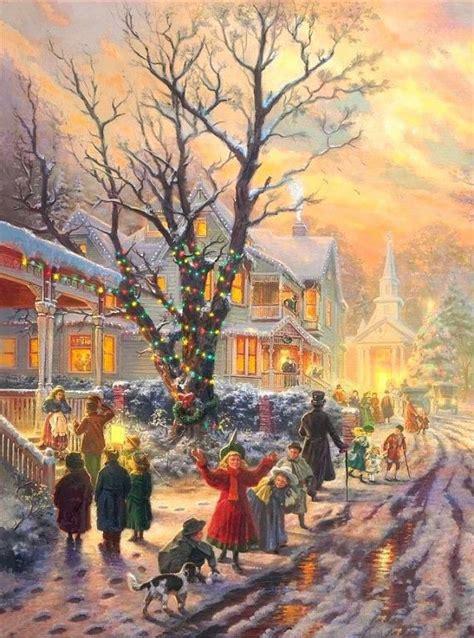 images of vintage christmas scenes 136 best vintage christmas scenes images on pinterest