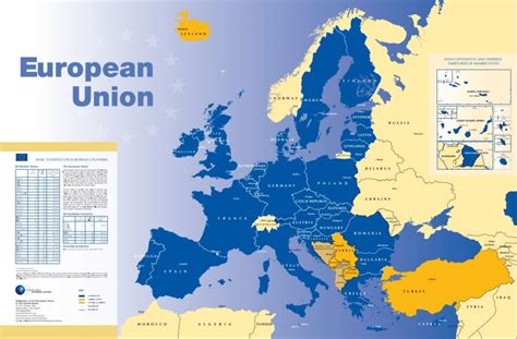 european union map brexit the upcoming vote on britain s membership of the eu page 5