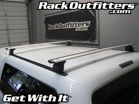 thule truck cap roof rack beautiful truck cap roof rack 7 thule roof rack for truck cap smalltowndjs com