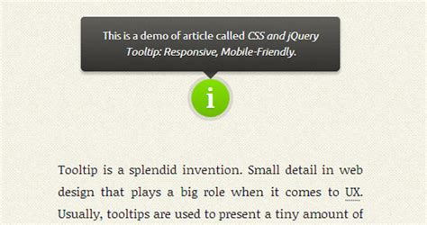 mobile tooltip 20 useful free jquery tooltip plugins