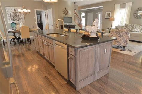 Kitchen Island That Seats 4 | massive kitchen island seats four killer options