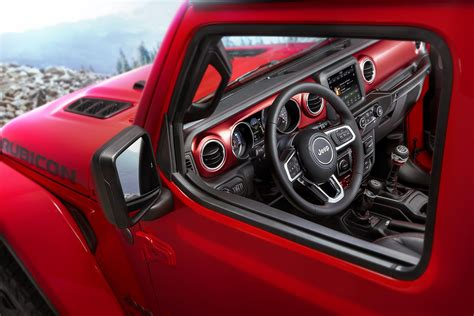 jeep interior 2018 jeep wrangler interior pictures big changes