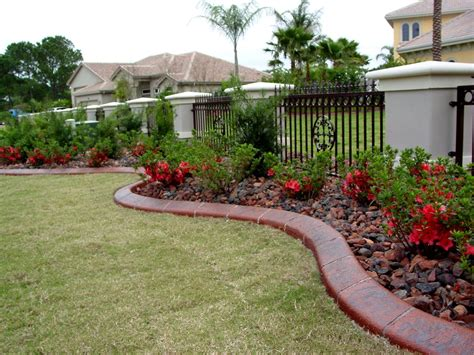 Curb Appeal Landscaping Curb Appeal Landscaping Ideas Bistrodre Porch And Landscape Ideas